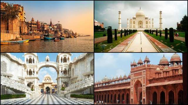 Top Five Indian States Visited By Domestic Tourists