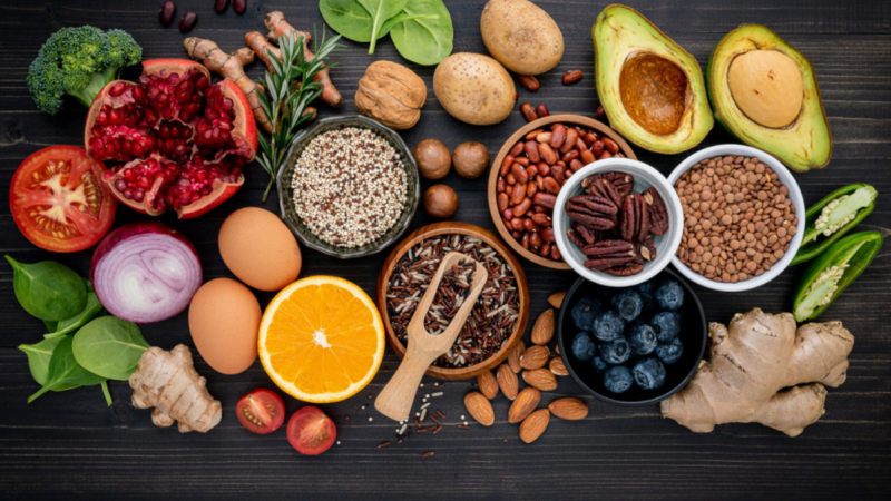 The top 5 benefits of eating healthy