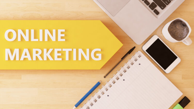 Top 8 Types of Online Marketing Services