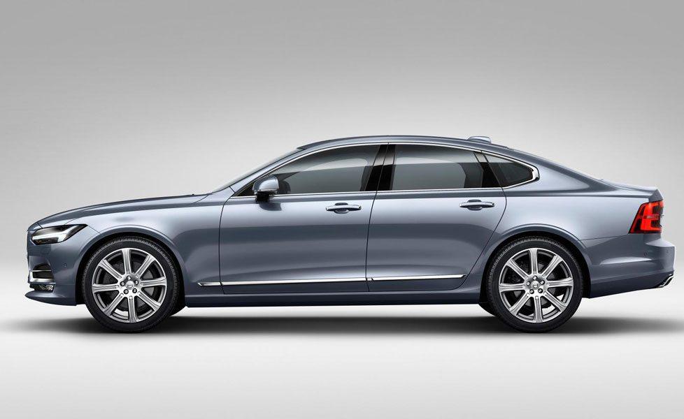 Volvo S90 – The best in its segment?