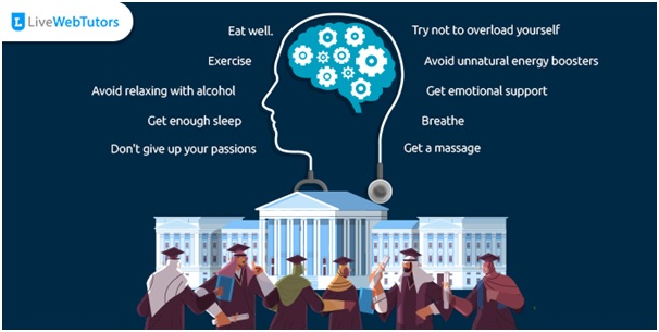 Ways to Manage Mental Health During College Years