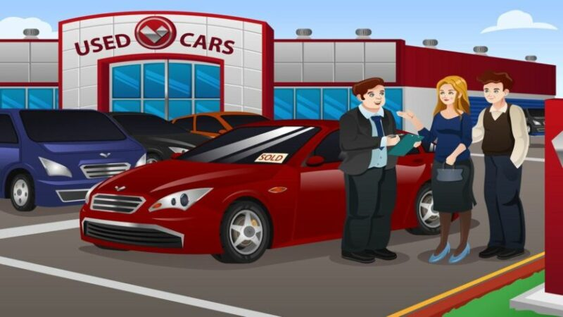 4 ways to buy used cars and precaution