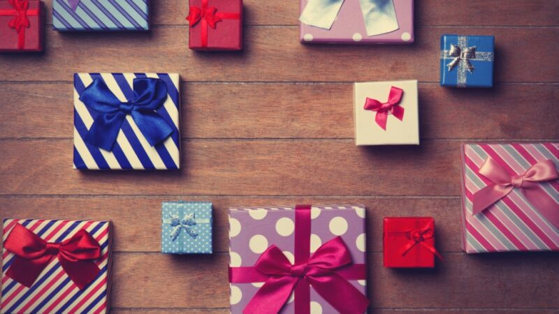 Birthday gift approach for your special one