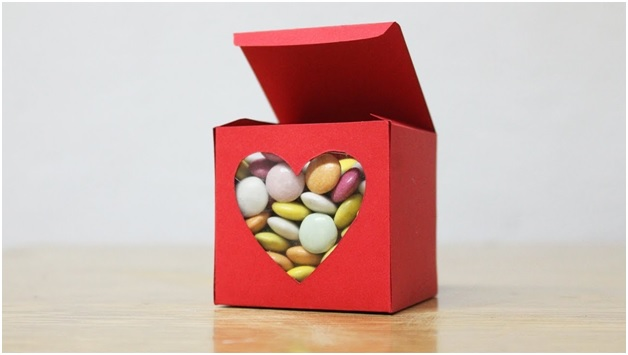 Counter Candy Boxes as Advertising Tools