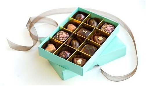 Custom Chocolate Boxes as Promotional Gifts